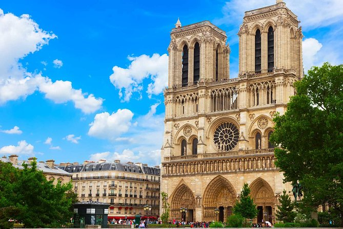 Notre Dame Cathedral Guided Tour