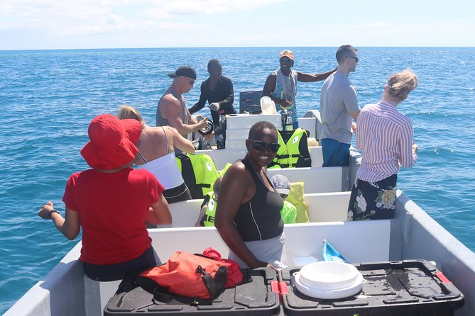 Belize Barrier Reef Traditional Fishing