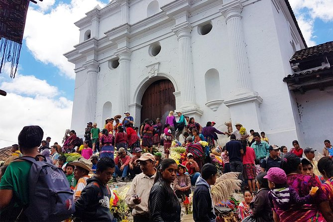 Full Day Tour: Chichicastenango Maya Market and Lake Atitlan from Guatemala City photo 1