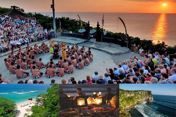 Private Tour: Uluwatu Sunset Temple with Kecak Fire Dance