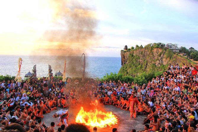 Half Day Tour: Fantastic Uluwatu Sunset Temple All-Inclusive