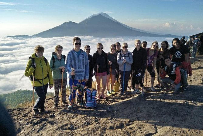 Mount Batur Sunrise Trekking with Hotel Transfer All-inclusive
