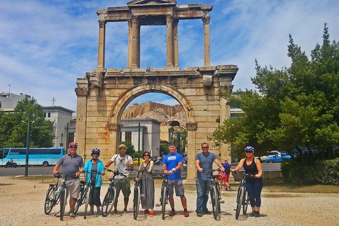 Athens Morning Electric Bike Tour
