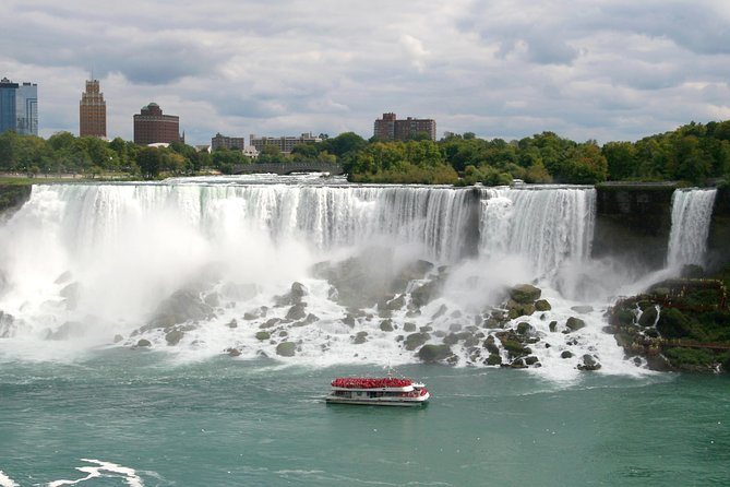 Visite épique d'une journée complète à Niagara Falls, aux États-Unis et au Canada, plus un déjeuner