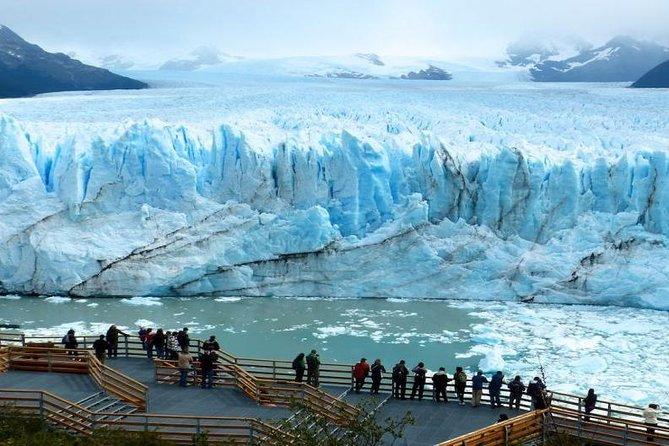 Full-Day Trip to Perito Moreno Glacier from Puerto Natales