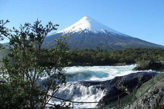 Puerto Varas: Half day Petrohue Falls excursion