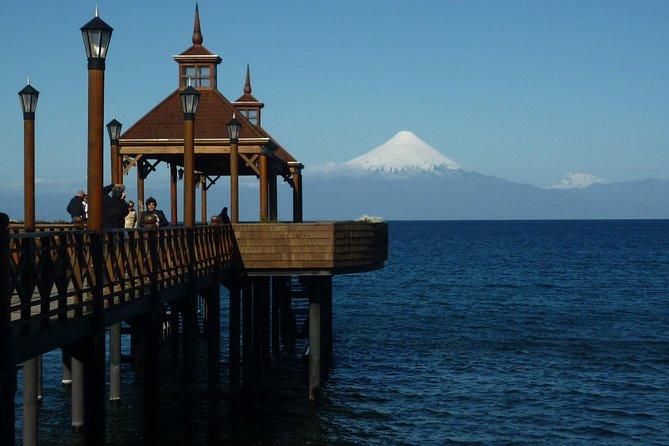 Puerto Varas: Half day Frutillar and Llanquihue Town tour