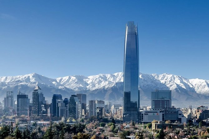 Santiago: Half day, Private City Tour starting from Airport or your Hotel.