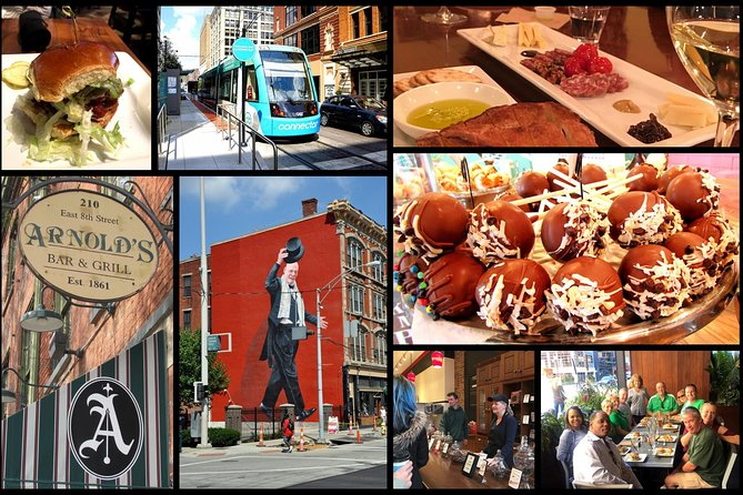 Cincinnati Streetcar Food & Culture Tour + Findlay Market