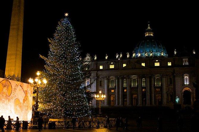 Natividades de Natal e Angels Tour em Roma