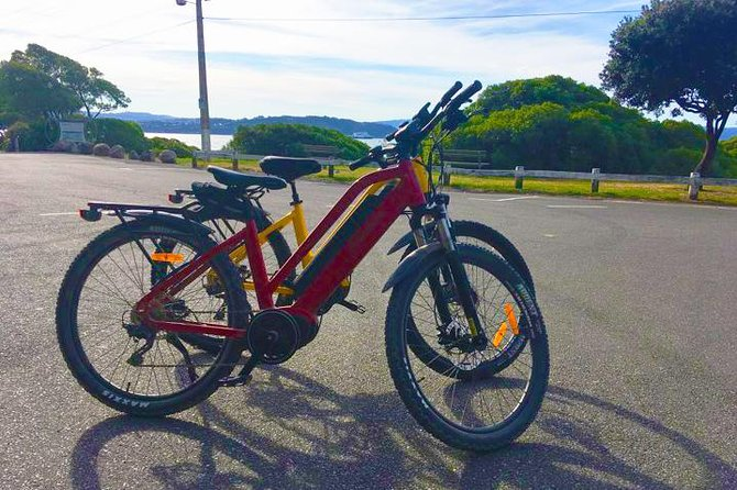 2 Hour Electric Bike (eBike) Hire