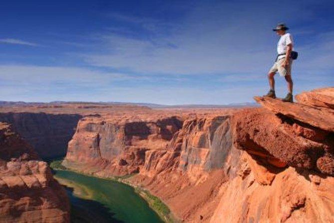Arizona Highlights Day Trip: Antelope Canyon, Lake Powell, and Glen Canyon with River Rafting