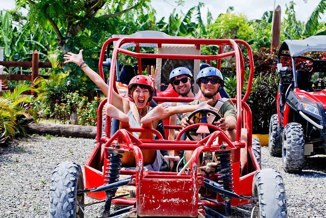 Best Punta Cana Extreme Adventure Buggys , ATVs