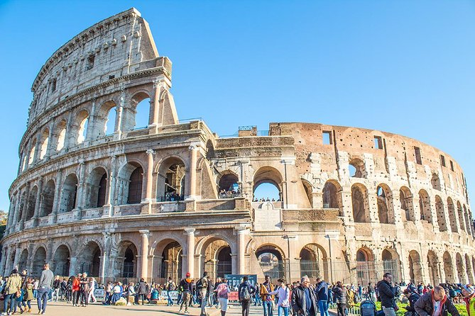 Best of Rome Florence and Pisa Two Days Guided Tour with Transfers Included
