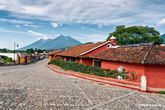Antigua: Maya & Spanish Influences