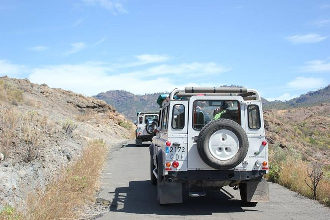 Jeep Tour 4x4 in Gran Canaria