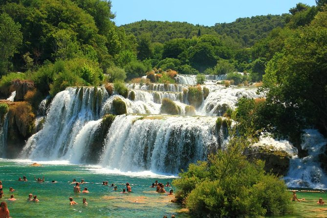 *Visit Krka Waterfalls And Šibenik* With *Wine Tasting* Small Group *From Split* photo 7
