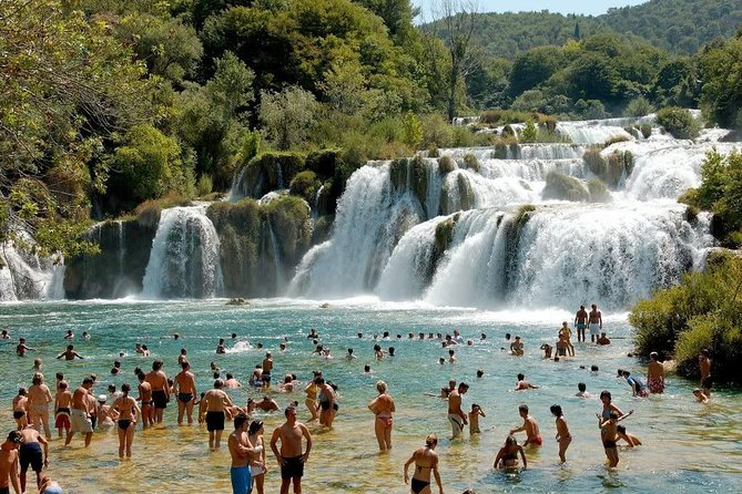 *Visit Krka Waterfalls And Šibenik* With *Wine Tasting* Small Group *From Split* photo 1
