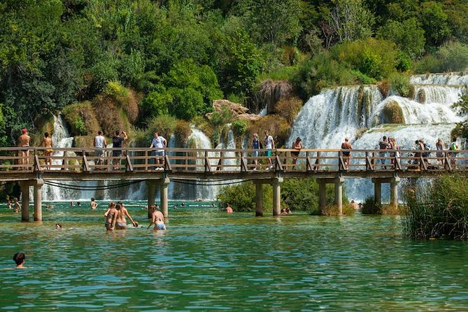 *Visit Krka Waterfalls And Šibenik* With *Wine Tasting* Small Group *From Split* photo 11