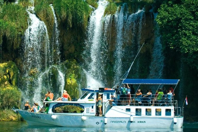 *Visit Krka Waterfalls And Šibenik* With *Wine Tasting* Small Group *From Split* photo 3
