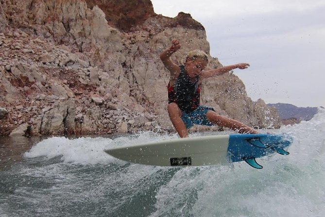 Wet Package: 2-Hour Water Sports Package on Lake Mead