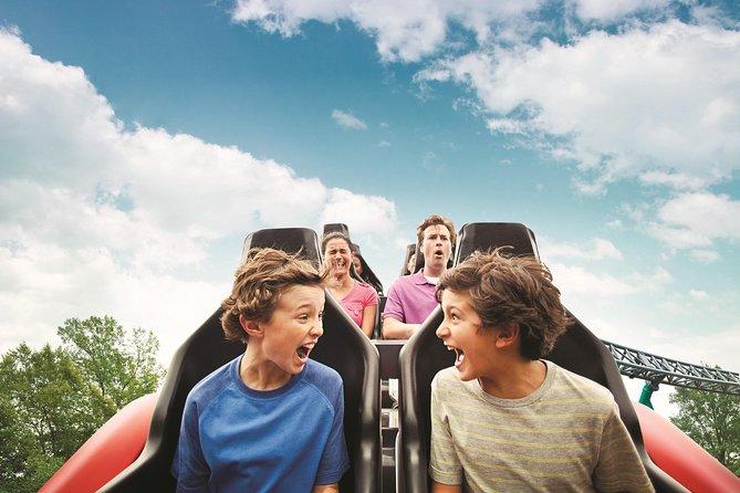 Busch Gardens Williamsburg Admission Ticket