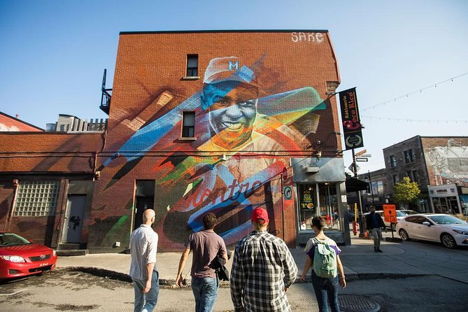The Montreal Street Art & Mural Tour (Small Group)