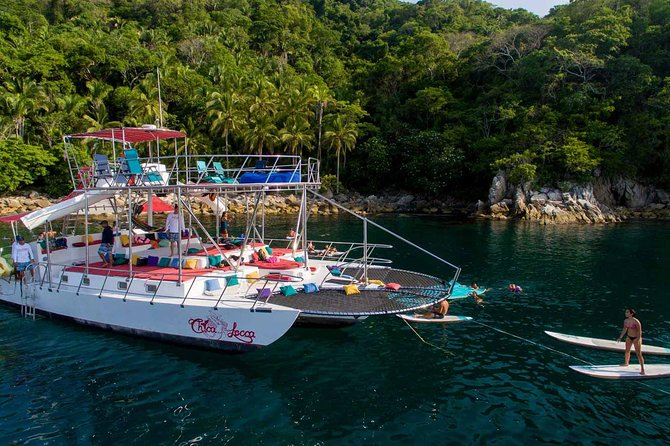 ChicaFun WATERSLIDES ALL INCLUSIVE 7-Hour Tour to Yelapa