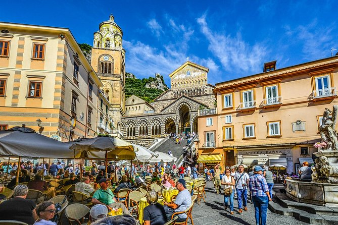 Amalfi and Atrani Private Walking Tour