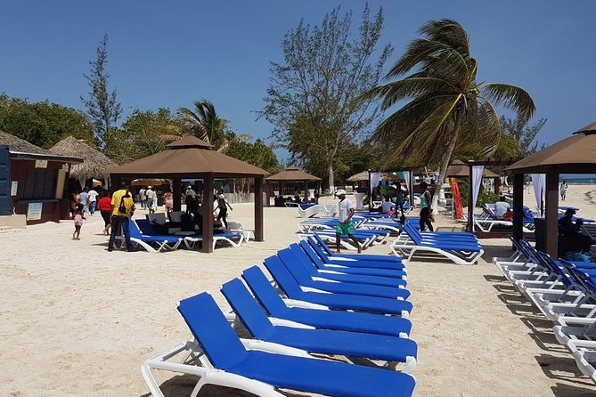 All Inclusive Blue Waters Beach Club Experience From