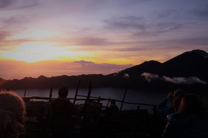Batur Sunrise & Swim