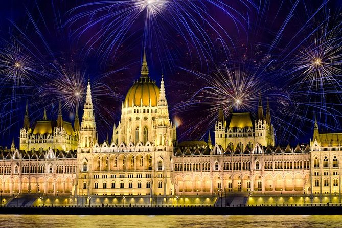 Budapest Fireworks Show and Danube Cruise on August 20th