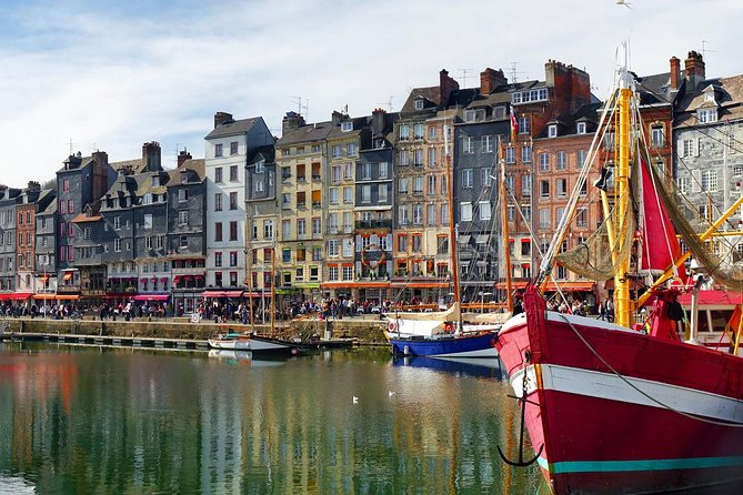 Honfleur and Pays d'Auge Small Group Day Trip from Paris photo 1