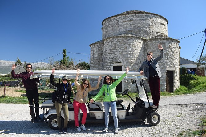 Split Panoramic Open Car Tour