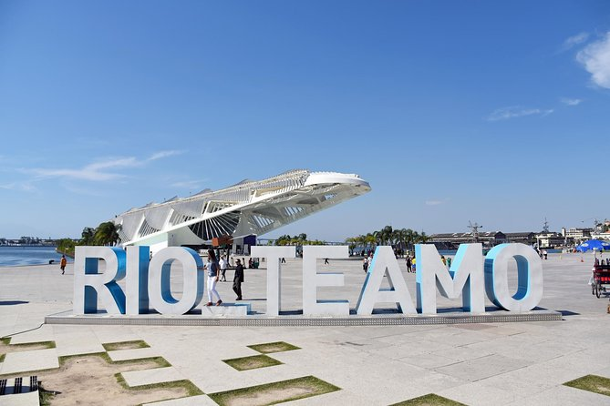 Olympic Boulevard, Museum of Tomorrow & Historical Rio photo 6