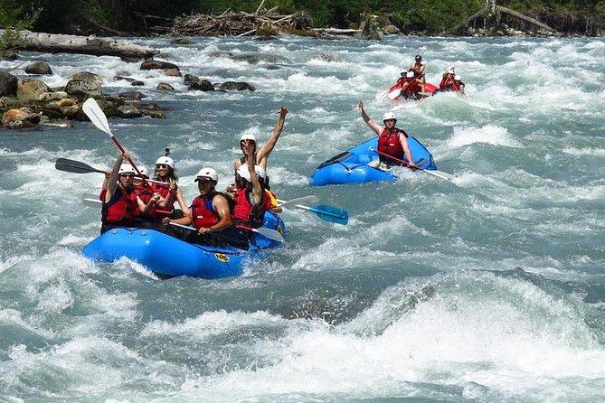 Sauk River Whitewater Rafting (Class 3-4)