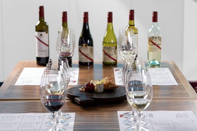 d'Arenberg McLaren Vale: Varietal Discovery and Cheese Tasting Plate