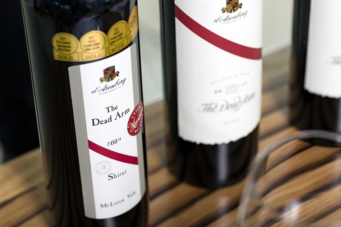 d'Arenberg McLaren Vale: The Dead Arm Shiraz Vertical Masterclass and Cheese Plate photo 1