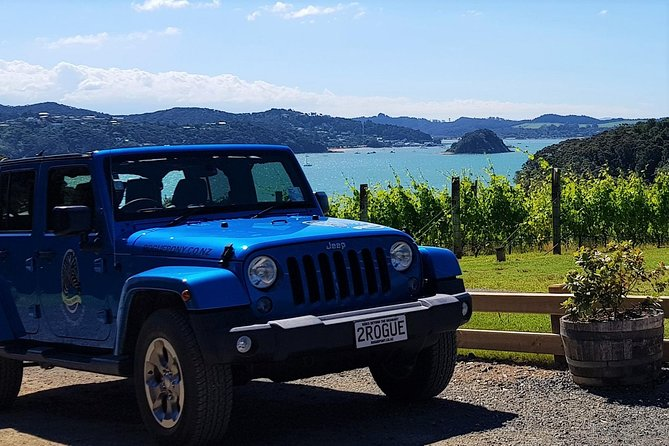 Private Scenic Wine Tour from the Bay of Islands