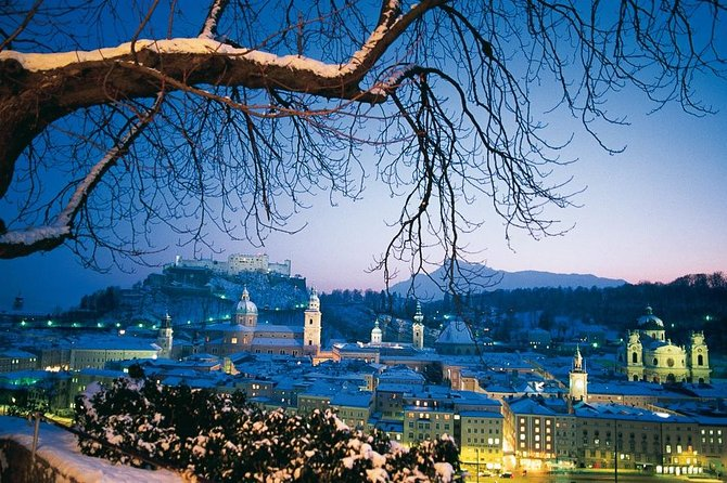 Small-Group Christmas Market Tour in Salzburg with a Guide
