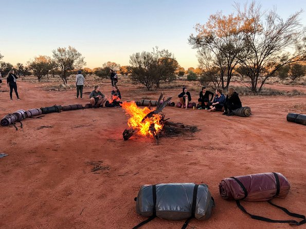 Alice Springs to Adelaide 6-Day tour with Uluru, Kings Canyon