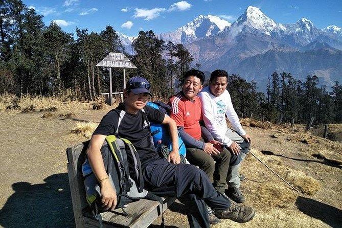 Khopra and Khayer Lake Trek in Annapurn Region