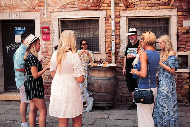 Small Group or Private Dine Around Venice: Authentic Food and Wine Experience