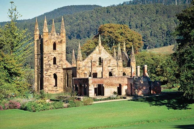 Convicts, History and Port Arthur