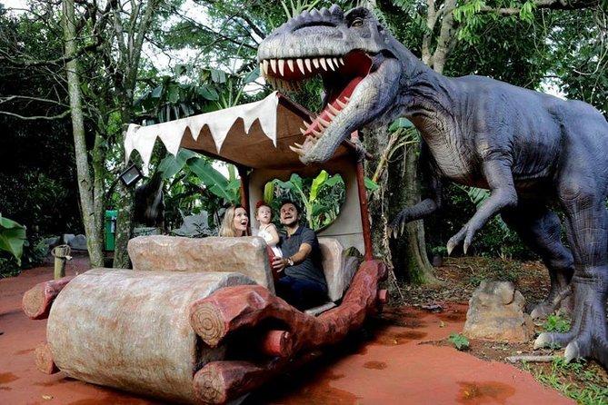 Dreamland Wax Museum and Dinosaur Valley from Foz do Iguacu