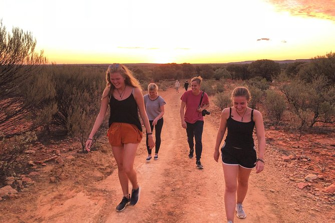 6-Day Rock 2 Water Trip Alice Springs or Uluru to Adelaide