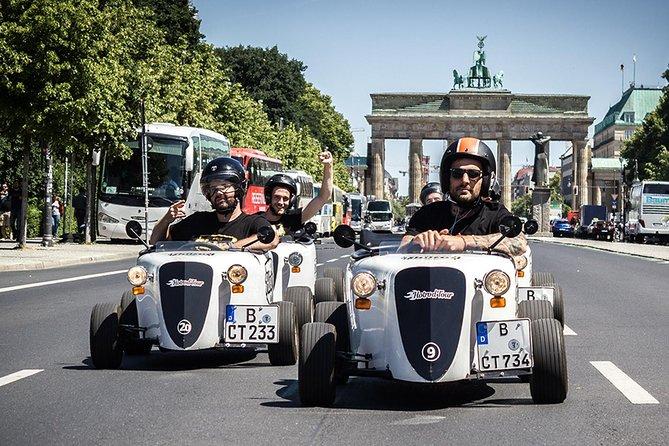 Hot Rod Tour - Cruising Berlin