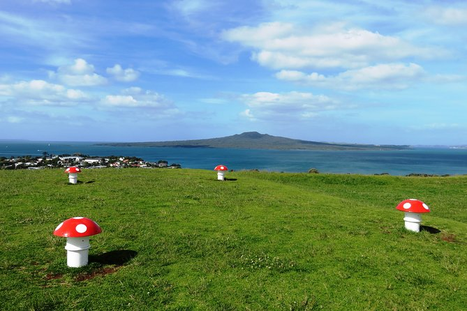 Guided Segway Tour to the summit of Mt Victoria in Devonport Auckland