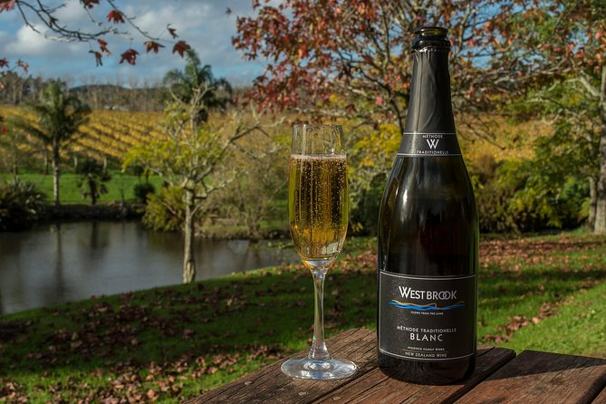 Auckland's City Tour & Kumeu Wine Country Includes Wine Tasting & Lunch