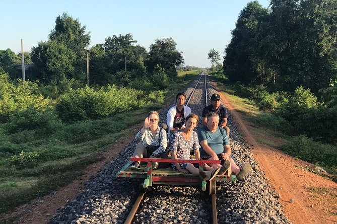 Battambang Excursion from Siem Reap